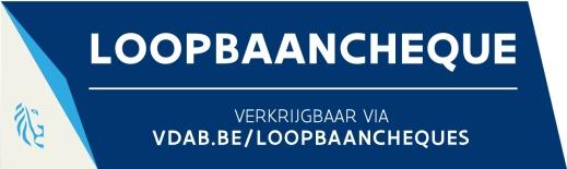 Loopbaancheque_label